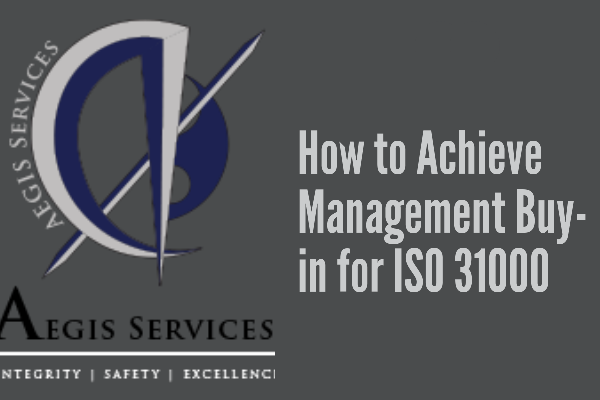 How to Achieve Management Buy-in for ISO 31000